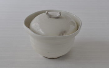 新井倫彦 粉引蓋付き小鉢